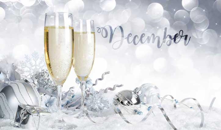 Dicembre, brindisi (a nuove sedi e alleanze)