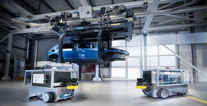 Qualcomm e Siemens, il 5G entra in fabbrica