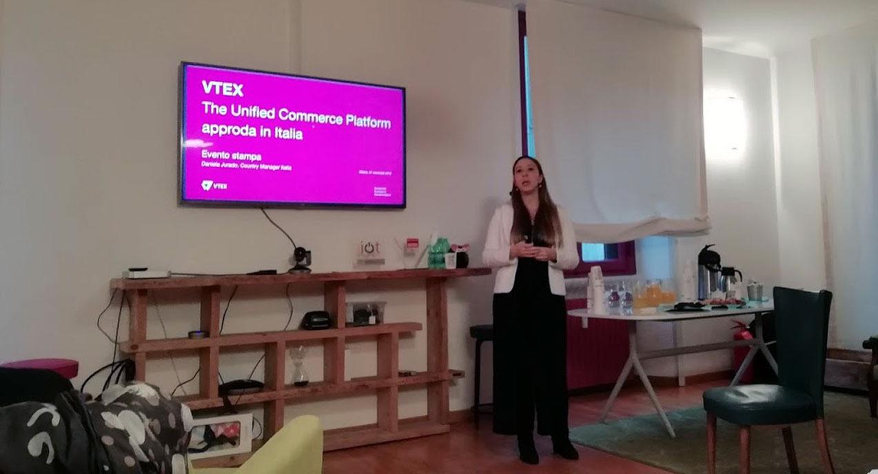 Vtex in Italia, gestione integrata dell'e-commerce