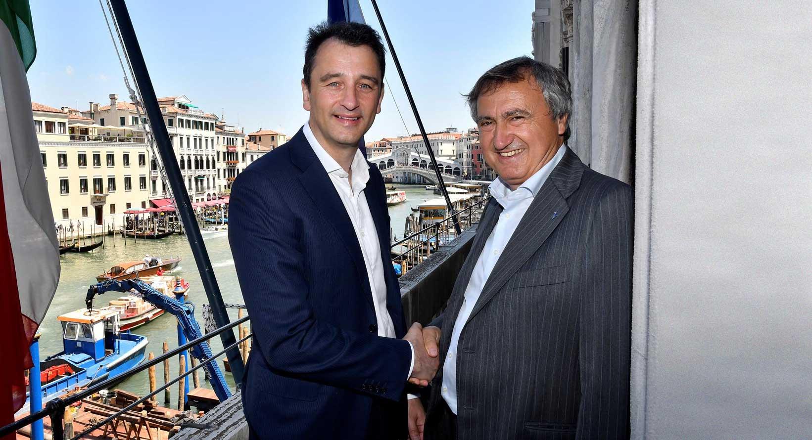 Visa, i pagamenti digitali preservano Venezia