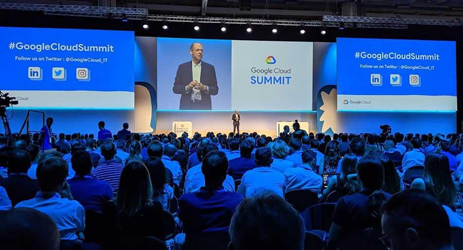 Fregi (Google Cloud): Il nostro approccio è pragmatico