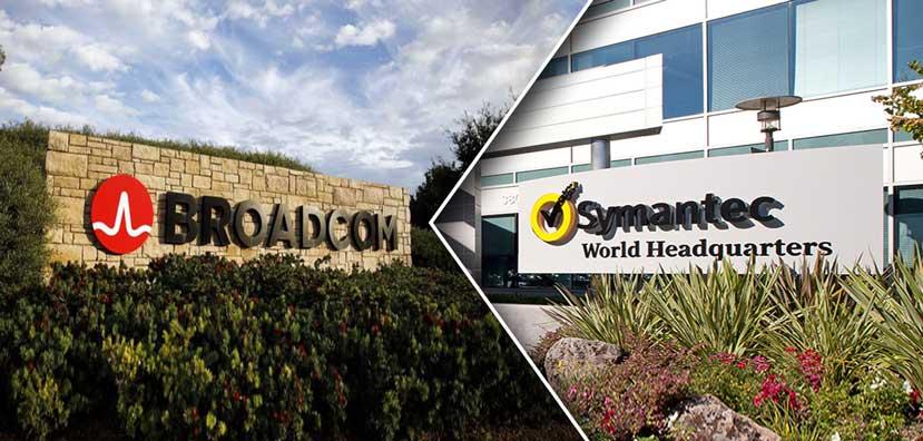 Broadcom comprerebbe Symantec per 15 miliardi