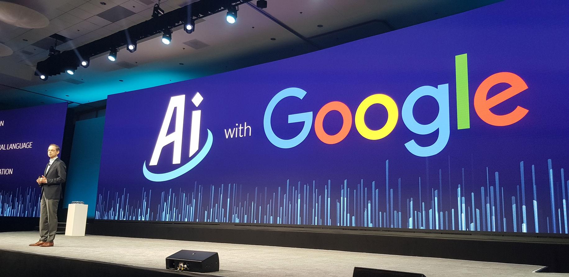 Appian World 2019, forte partnership con Google