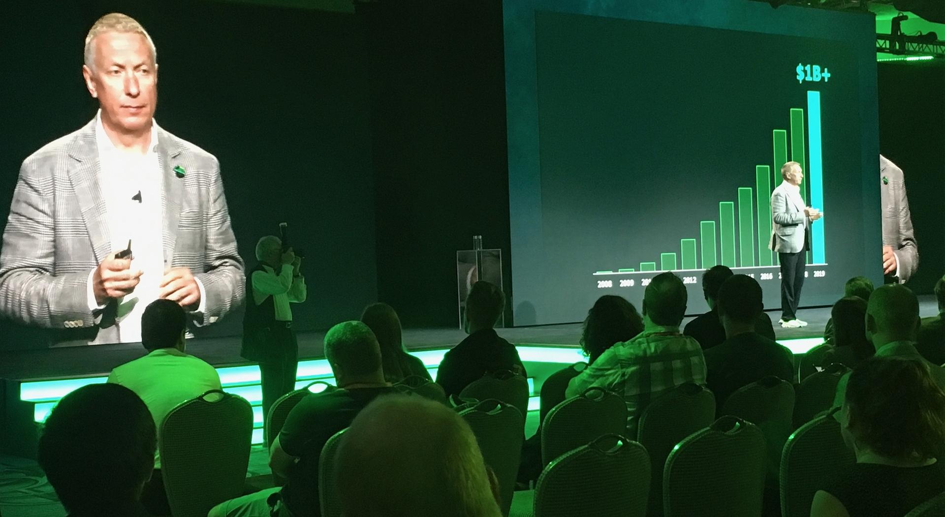 VeeamOn 2019, spinta sul cloud data management
