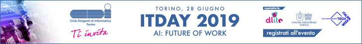 ITDAY 2019 - AI: FUTURE OF WORK