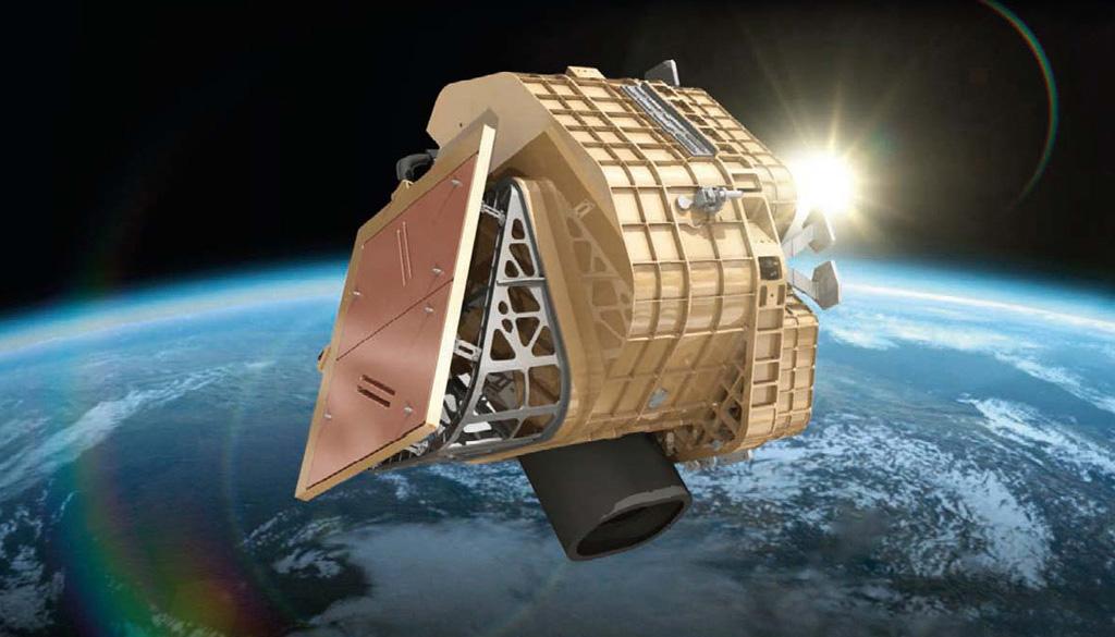 Prisma pronto al lancio, studierà l'impronta della Terra