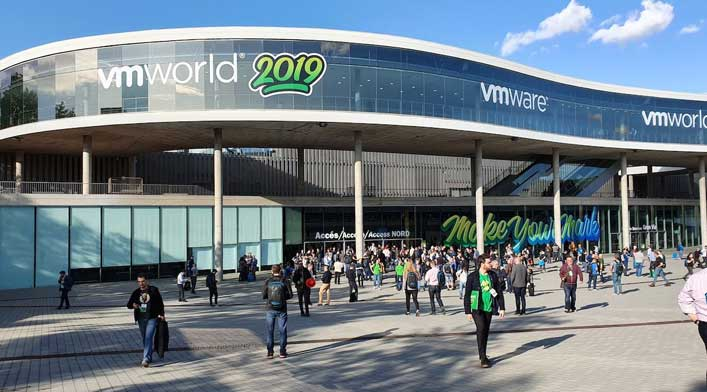 Vmworld 2019 Europe, Kubernetes e sicurezza