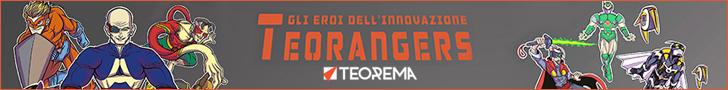 Teorangers - Gli eroi dell'innovazione