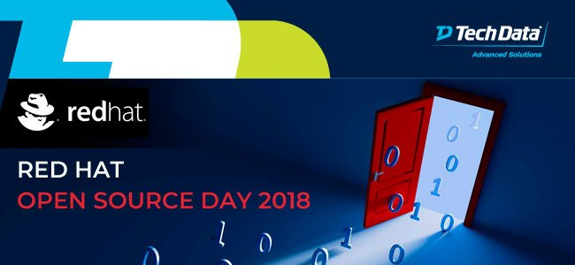 Red Hat Open Source Day 2018