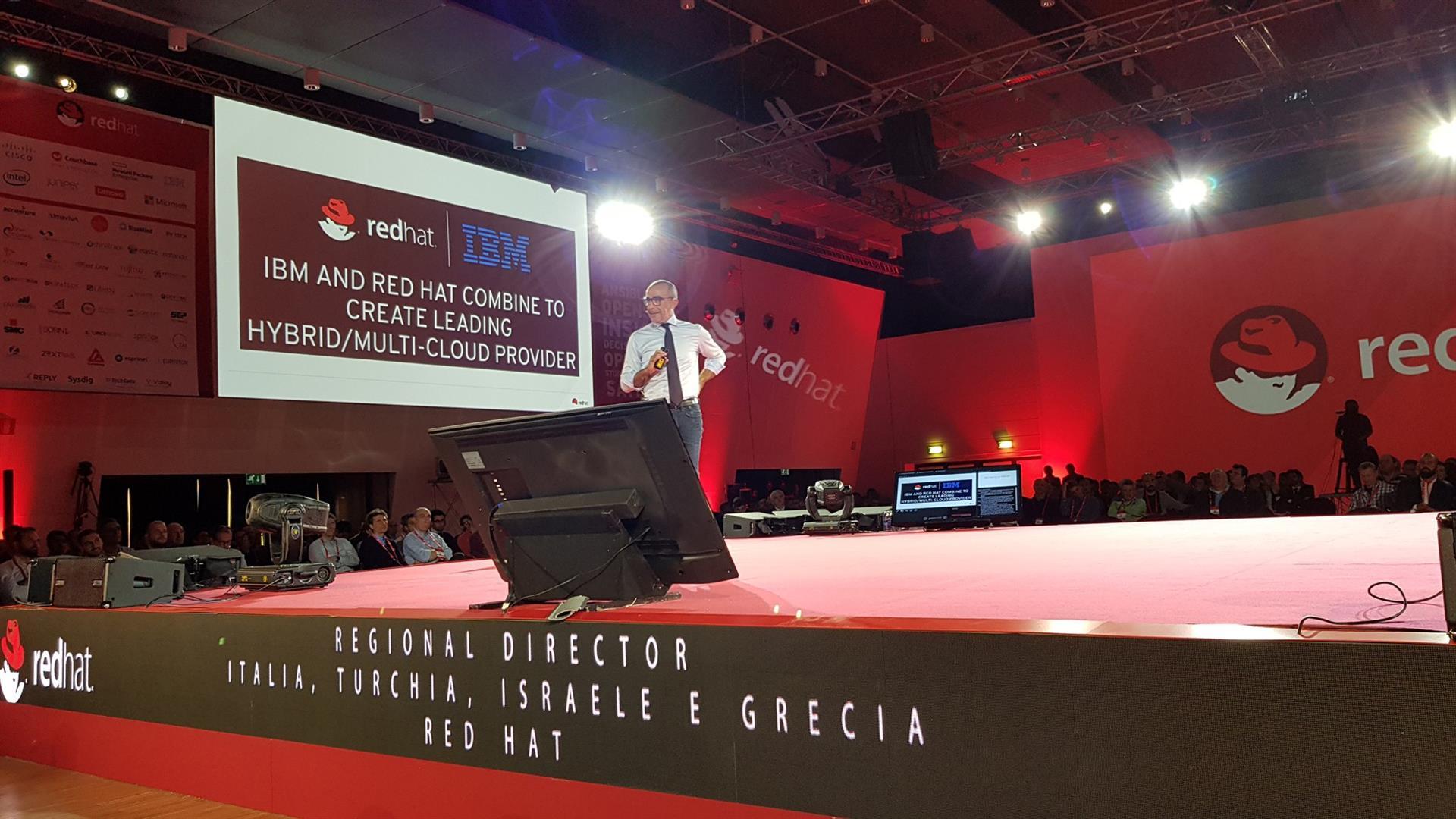 Anguilletti (Red Hat): La cultura dell'innovazione resta