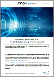 Speciale Barometro Cybersecurity 2018