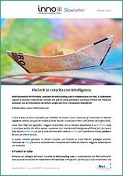 Speciale FinTech - SlowLetter marzo 2019