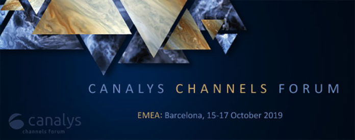 Canalys Channels Forum EMEA 2019