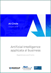 AI Circle – Artificial Intelligence applicata al business