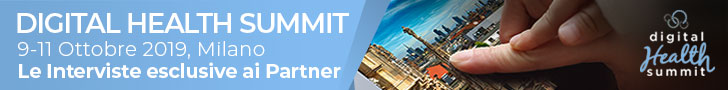 Digital Health Summit 2019 - leggi le interviste ai Partner