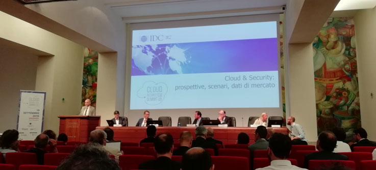 Cloud, si innalza il ruolo della sicurezza
