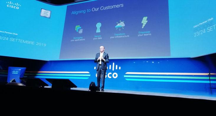Cisco ai partner, siamo un ponte tra i territori