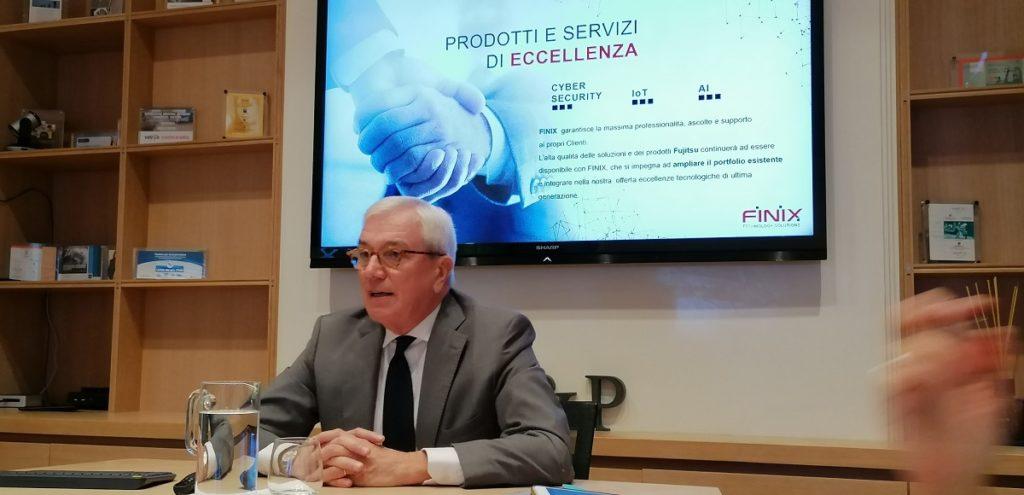 Finix, hub italiano di tecnologia (non solo Fujitsu)