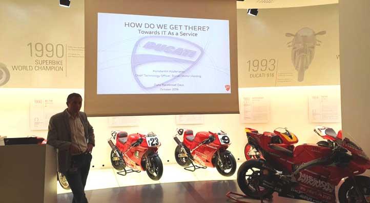 Ducati, innovazione dalle gare alla strada (e viceversa)