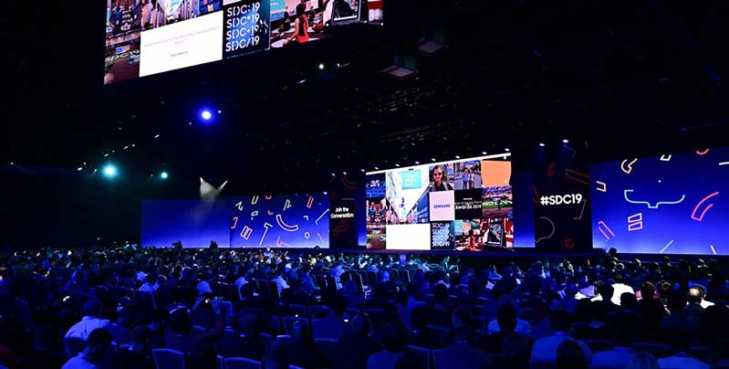 Samsung SDC19, focus su sviluppatori e partner
