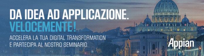 Da idea ad Applicazione – Seminario Appian