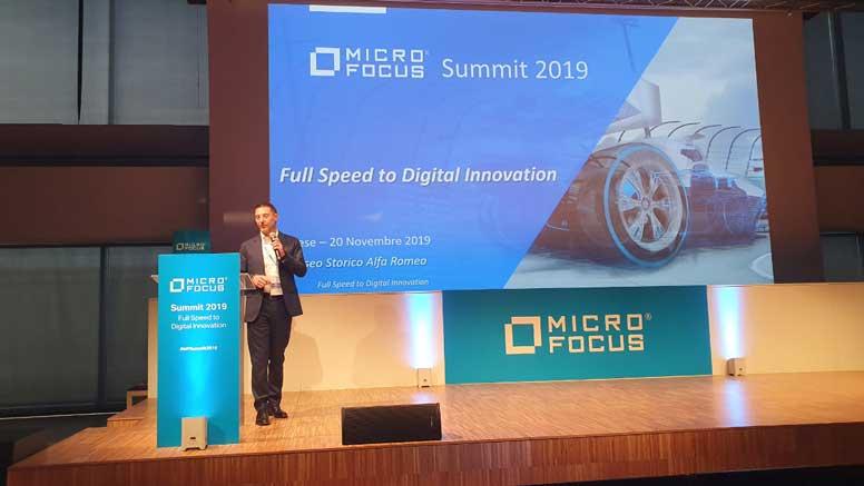 """Micro Focus, gestire la """"nuova"""" normalità dei clienti"""